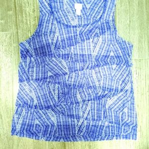 5/$25 Chico's Tiered Tank Top 2